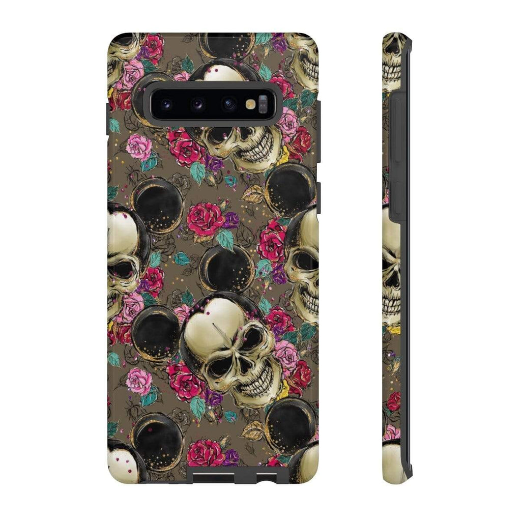 Mickey Mouse Rockabilly Galaxy 10 Series Tough Case - Purdycase