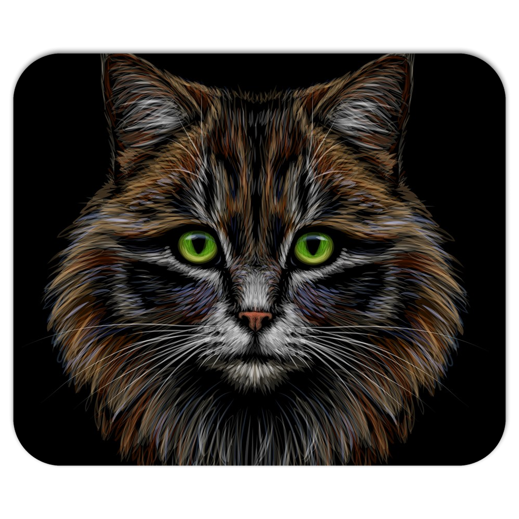 Cat Mouse Pad - Purdycase