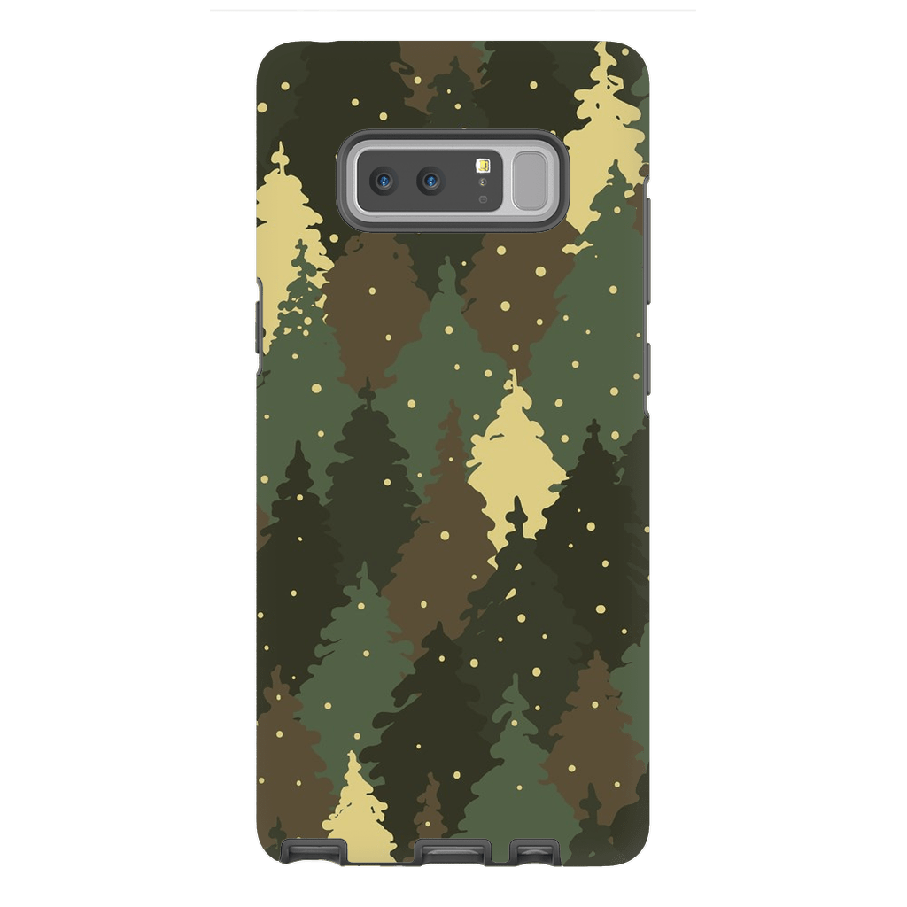 Forest Brown Camo Galaxy Note 8 and 9 - Purdycase