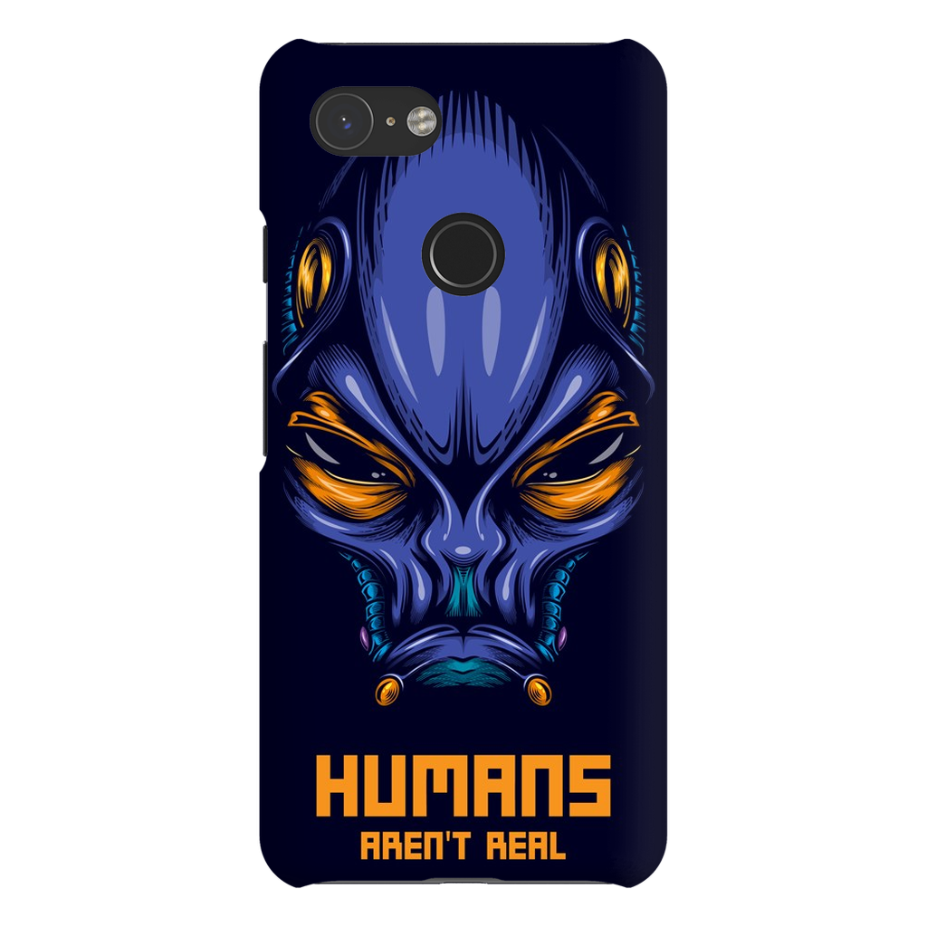 Purple Alien Google Pixel X-3XL Series - Purdycase
