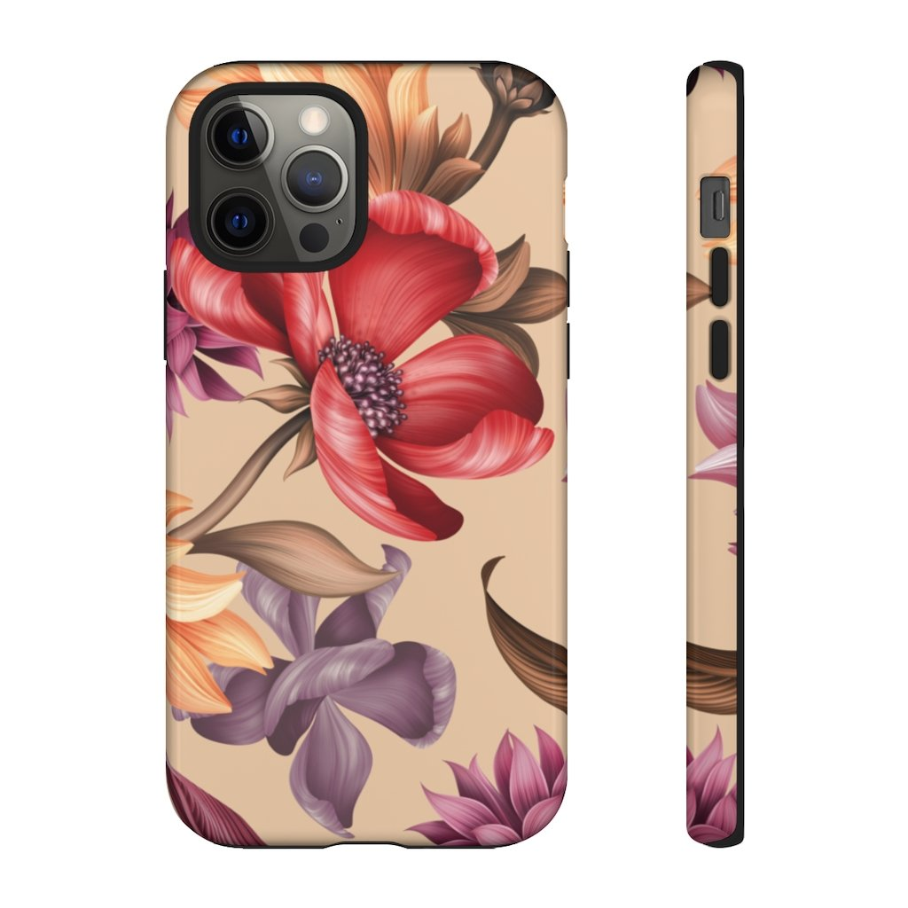 Botanical Floral iPhone 12 Series - Purdycase