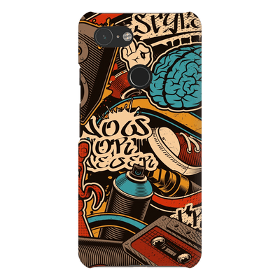 Graffiti Google Pixel Series Case