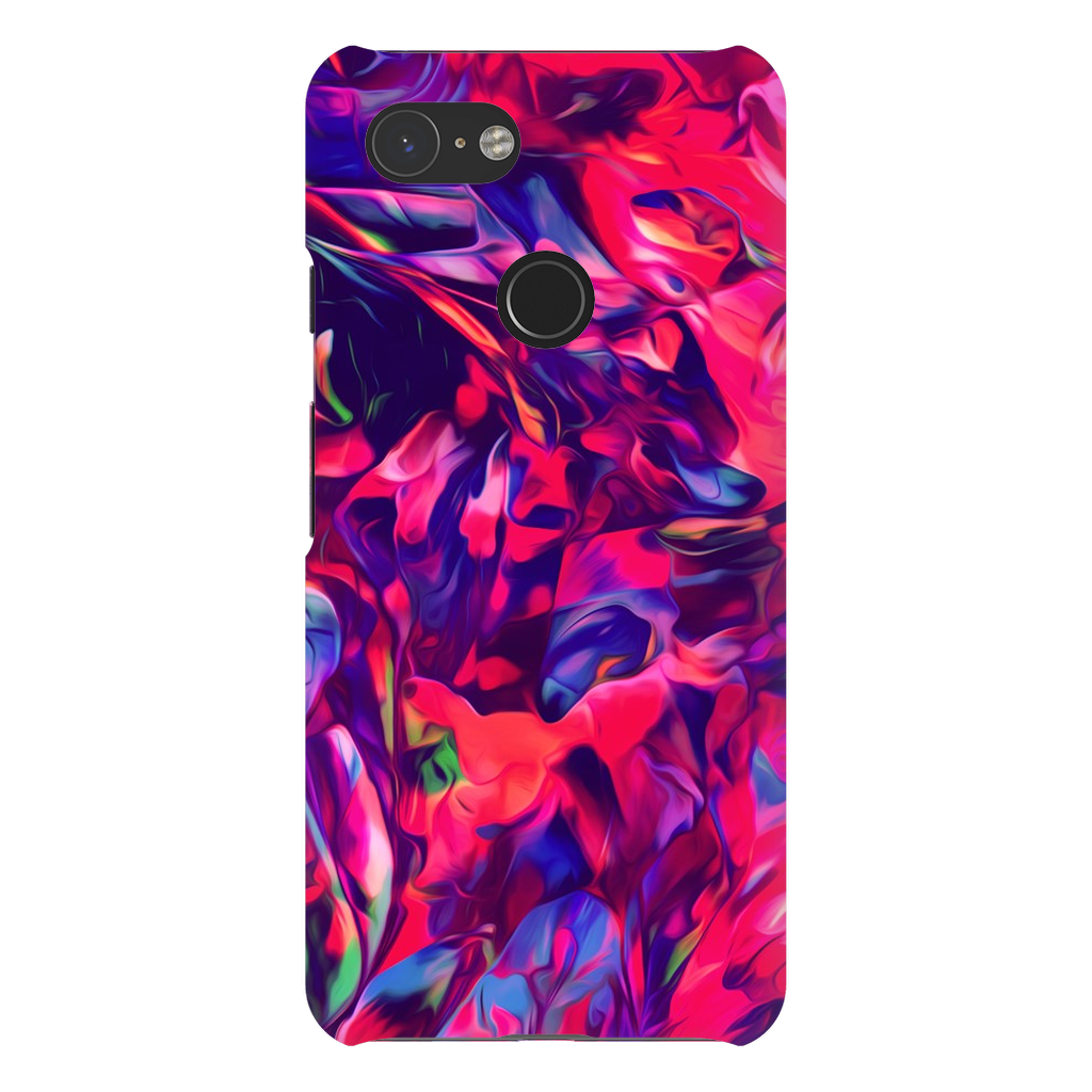 Painted Art Google Pixel - 3AXL Series - Purdycase