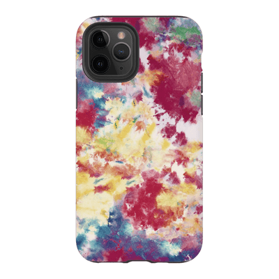 Multi-Color Tie Dye iPhone 11 Series - Purdycase