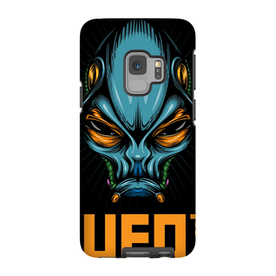 UFO Alien Galaxy S6 Edge - S9 Plus Series