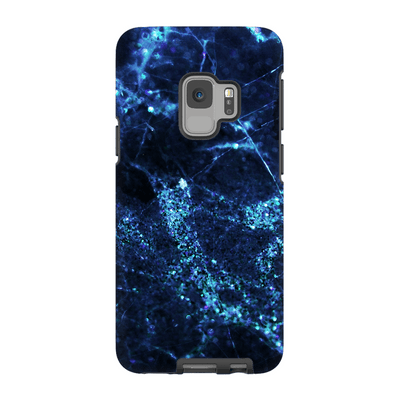 Midnight Ocean Marble Galaxy S6-S9Plus Series