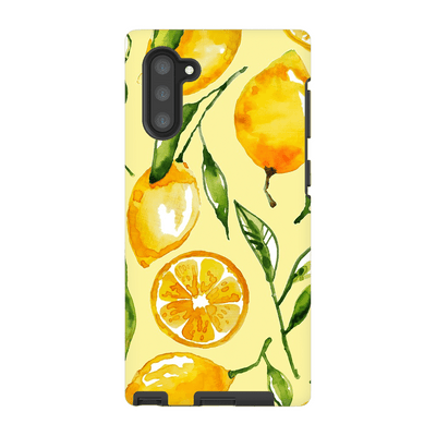Lemons Galaxy Note 10 and 10 Plus