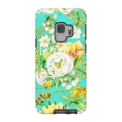 Floral Medley Galaxy S6 Edge - S9+ Series