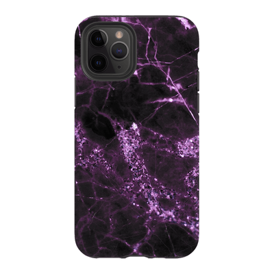 Midnight Plum Marble iPhone 11 Series