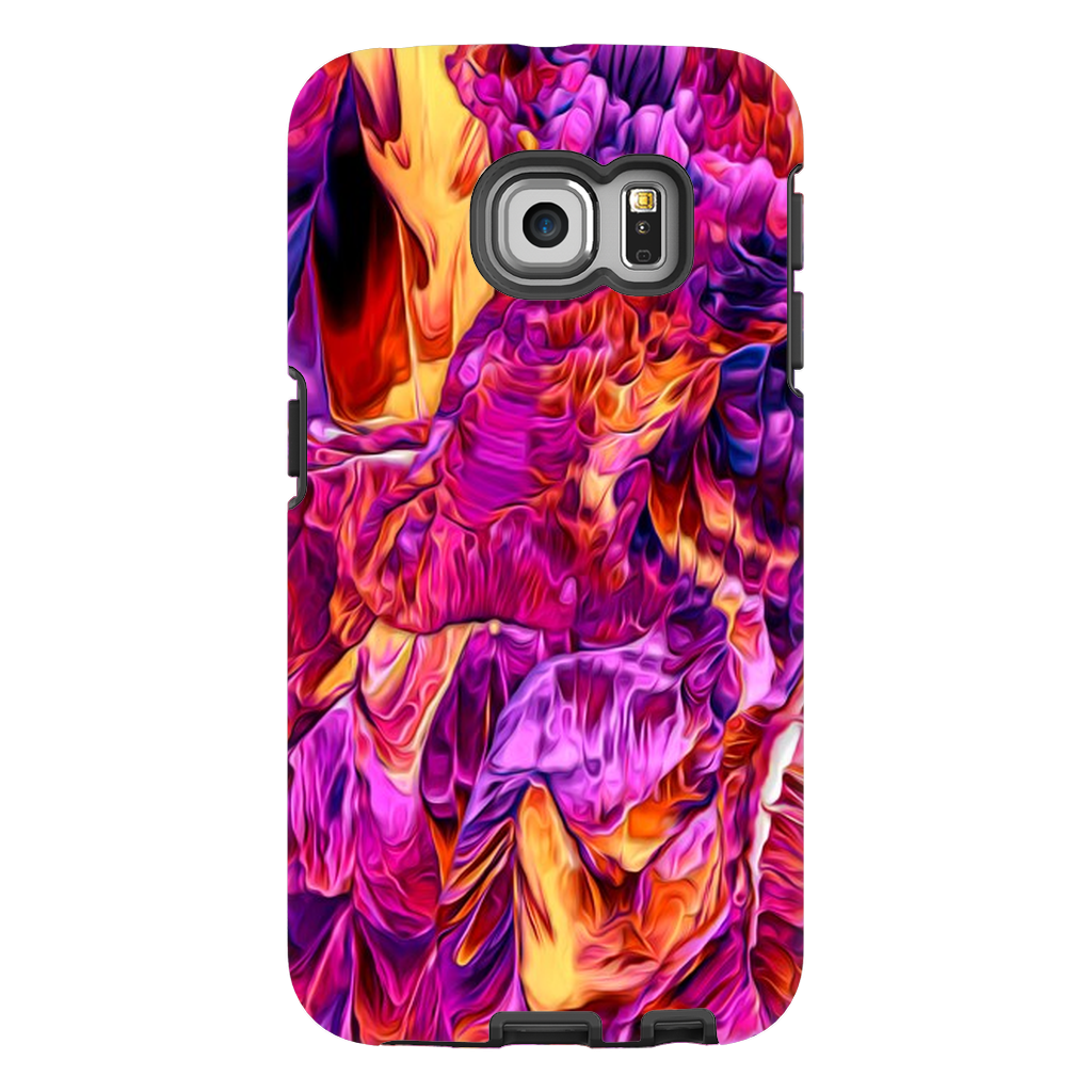 Fireball Abstract Galaxy S6 Series - Purdycase