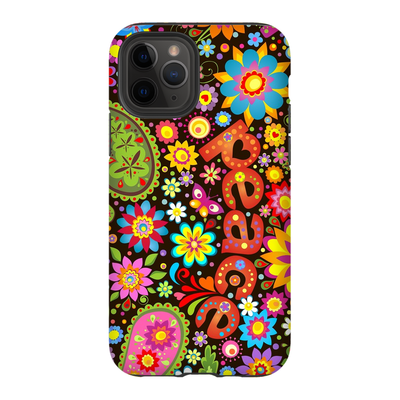 60s Flower Power iPhone 11 Series