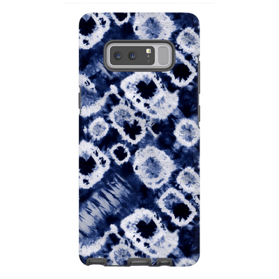 Rain Drop Tie Dye Galaxy Note 8 and 9