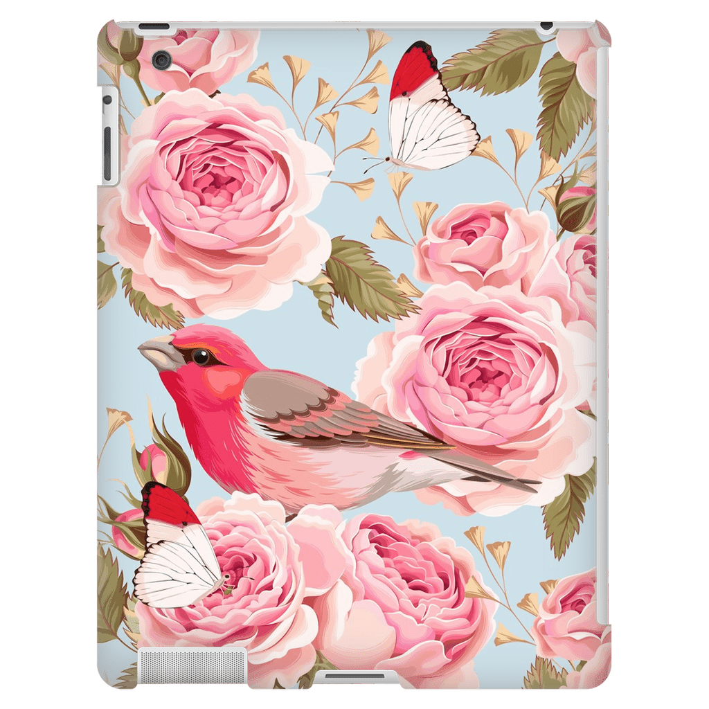 Roses iPad 3/4 Mini, Tablet Case - Purdycase