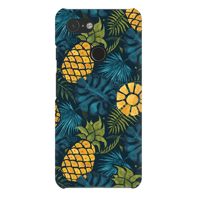 Blue Pineapple Google Pixel Series Case