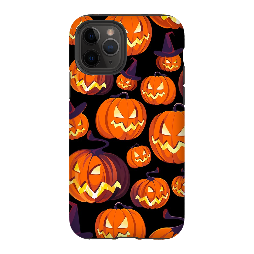 Evil Halloween Pumpkins iPhone 11 Series - Purdycase