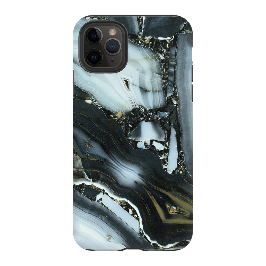 Blue-Green Marble iPhone 11 Series - Purdycase