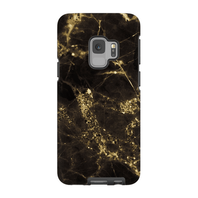 Midnight Dust Marble Galaxy S6-S9Plus Series
