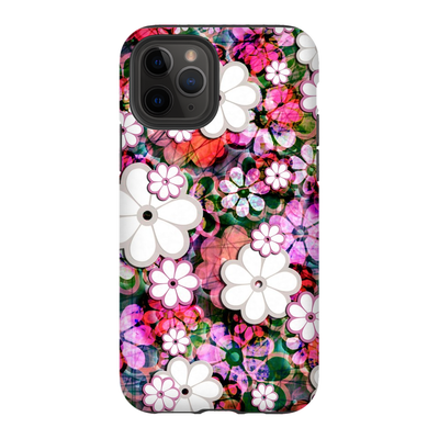Psychedelic Floral iPhone 11 Series
