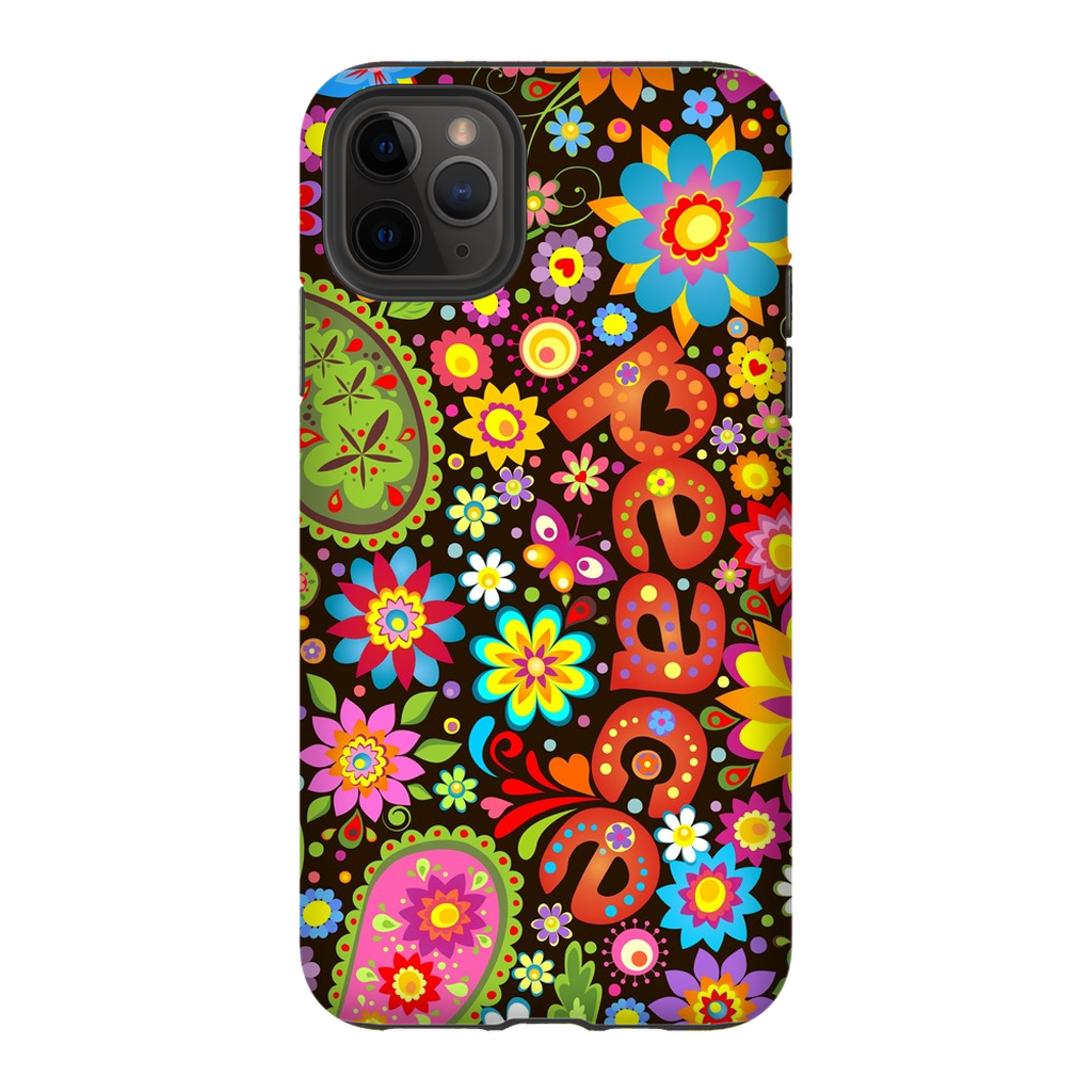 60s Flower Power iPhone 11 Series - Purdycase