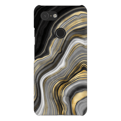Abstract Gold Google Pixel Series Case