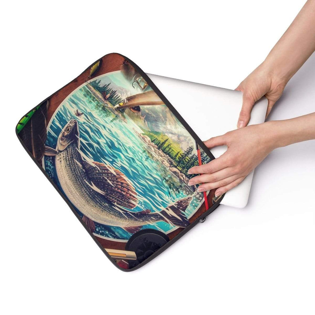 Dolly Varden Trout Laptop Sleeve - Purdycase