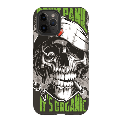 Smoking Skull iPhone 11 Series