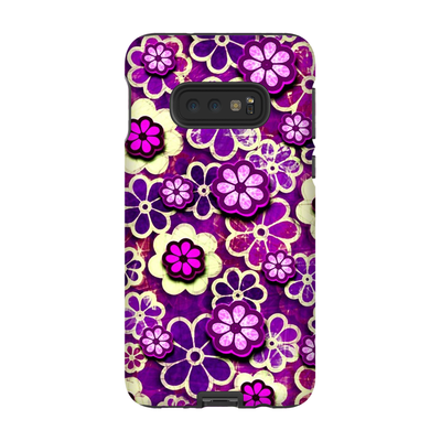 Psychedelic Pink Galaxy S10 Series