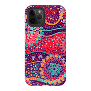 Boho Red iPhone 11 Series
