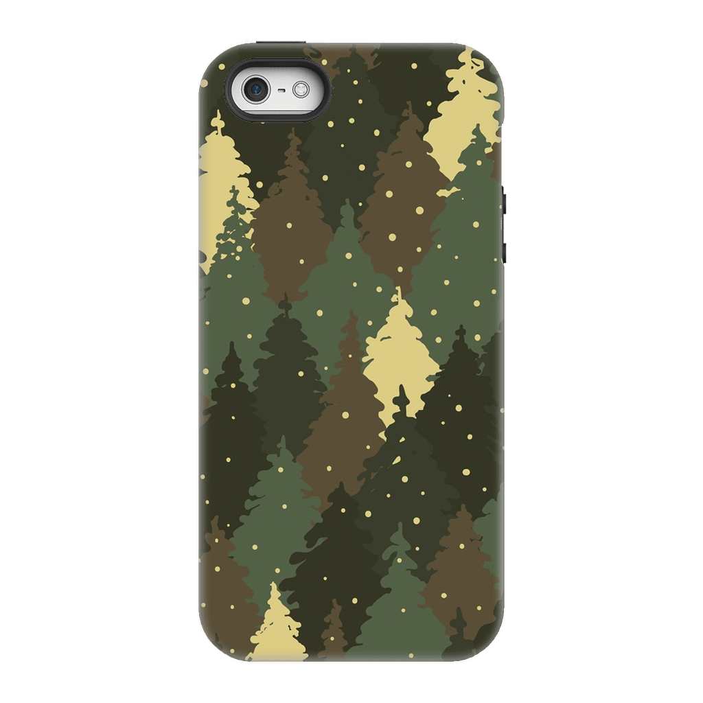 Forest Brown Camo iPhone 5/5s/SE Case - Purdycase