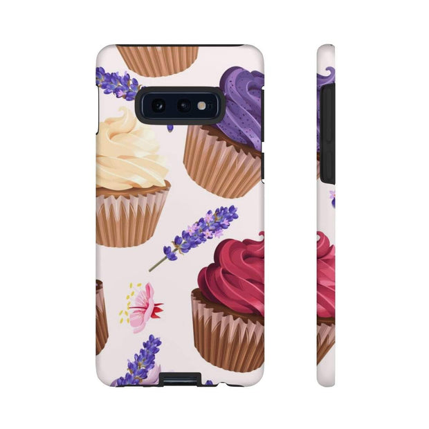 Red Cupcake Galaxy 10 Series Tough Case