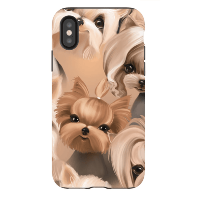 Yorkie iPhone X-XS Max Series