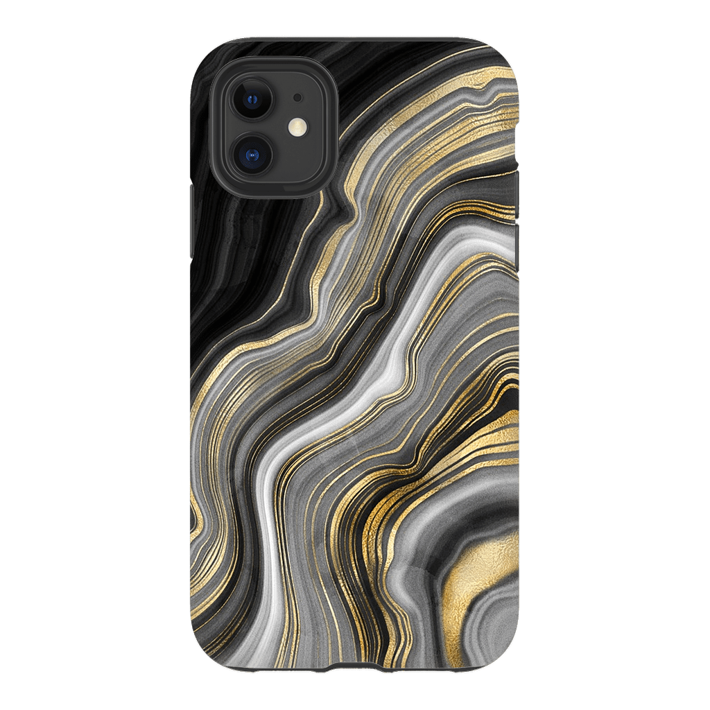 Black Gold iPhone 11 Series - Purdycase