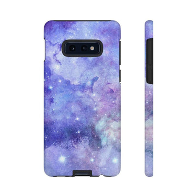 Purple Galaxy Galaxy 10 Series Tough Case - Purdycase