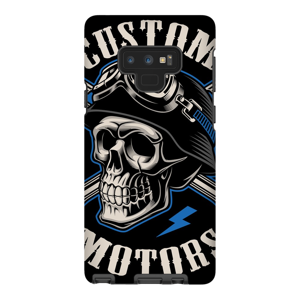 Biker Skull Galaxy Note 8-10+ Series - Purdycase