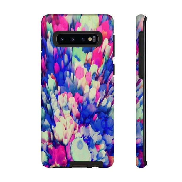 3D Texture Multi-Color Galaxy 10 Series Tough Case - Purdycase