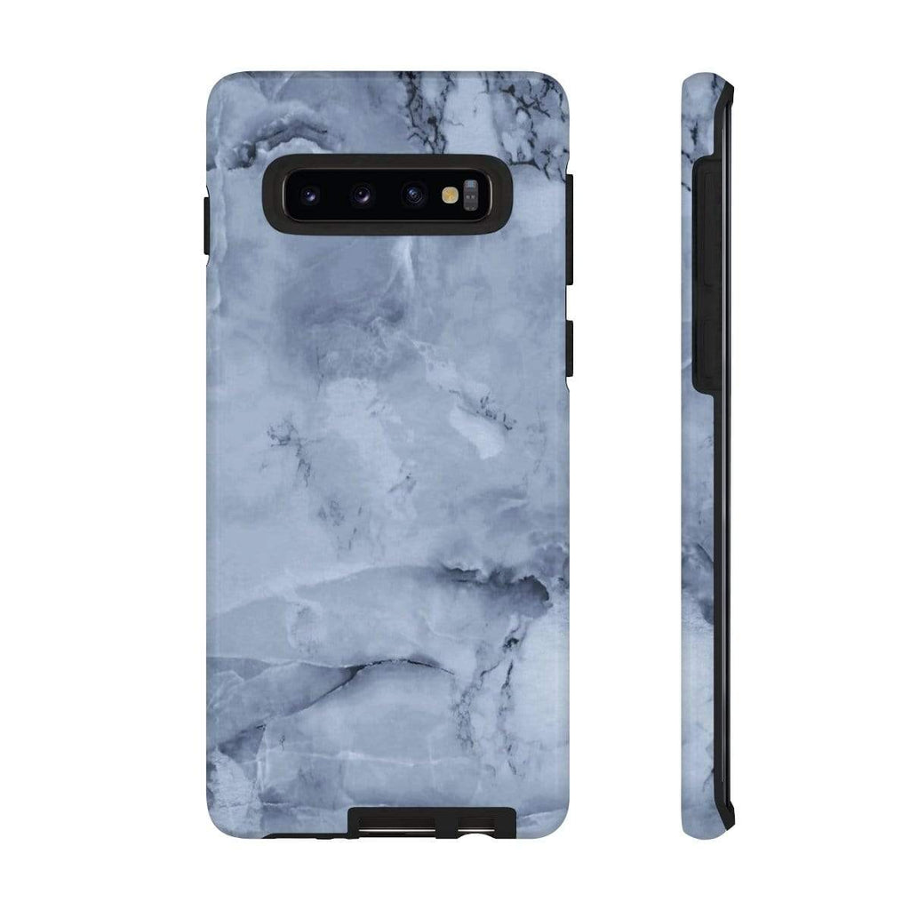 Cloud Blue Marble Galaxy 10 Series Tough Case - Purdycase