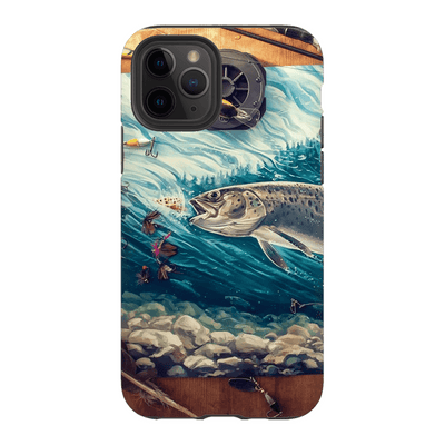 Trout Fishing iPhone 11 Series - Purdycase