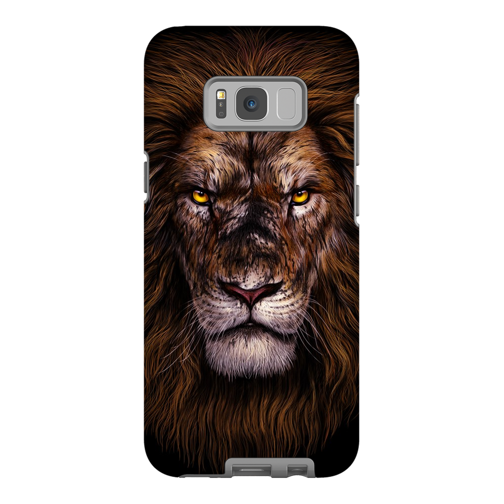 Lion King Portrait Galaxy S6-S9 Plus Series - Purdycase
