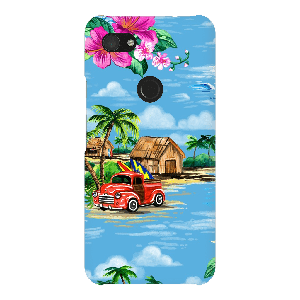 Blue Hawaiian Google 3XL-3AXL Series - Purdycase