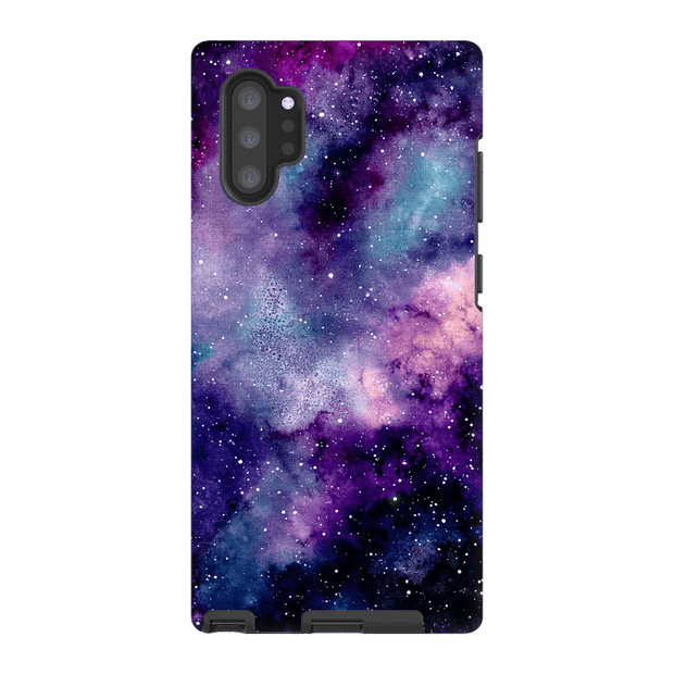 Purple Cloud Galaxy Note 10 and 10 Plus Tough Case