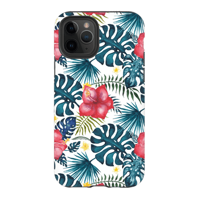 Tropical Floral iPhone 11 Series - Purdycase
