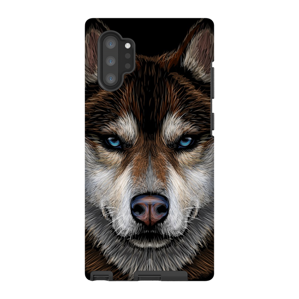 Husky Portrait Galaxy S10 - Note 10 Plus Series - Purdycase