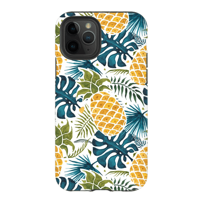 Tropical Blue Pineapple iPhone 11 Series - Purdycase