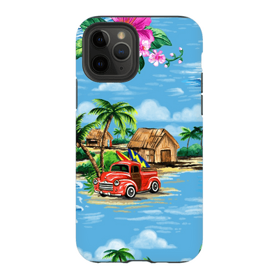 Blue Hawaiian iPhone 11 Series