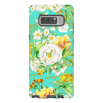 Floral Medley Galaxy Note 8-10+ Series