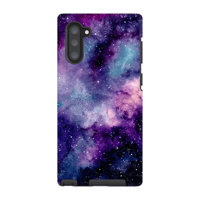 Purple Cloud Galaxy Note 10 and 10 Plus Tough Case - Purdycase
