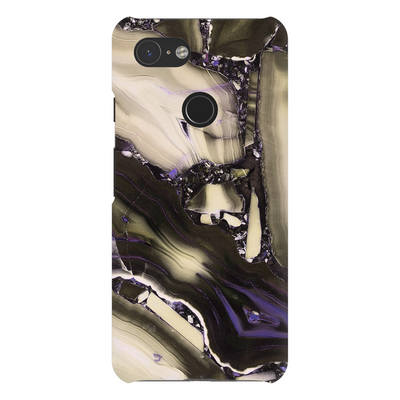 Tan Cracked Marble Google Pixel X-3XL Series
