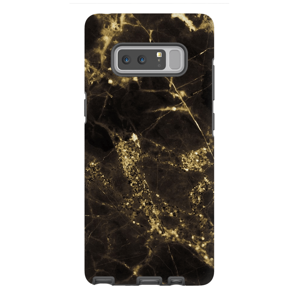 Midnight Dust Marble Galaxy Note 8-10Plus Series - Purdycase
