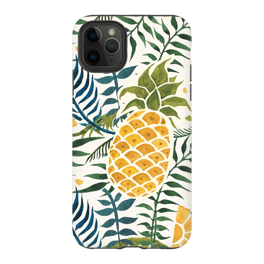 Tropical Big Pineapple iPhone 11 Series - Purdycase