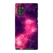 Pink Nebula Galaxy Note 10 and 10 Plus Tough Case - Purdycase